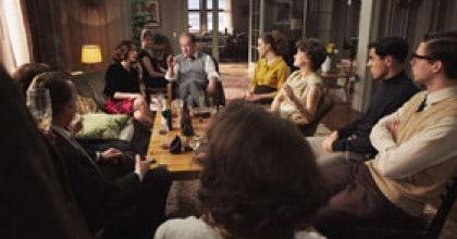 Hannah Arendt et ses amis intellectuels new-yorkais dans le film de M von Trotta