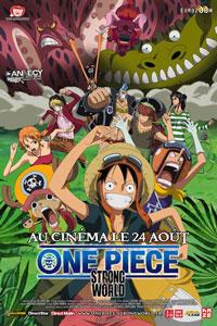 affiche de one piece Z