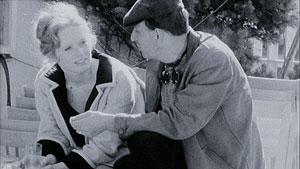 Liv Ullman et Ingmar Bergman