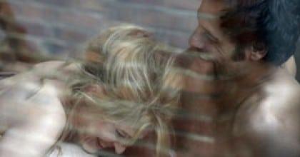 Fanny Ardant et Laurent Lafitte dans Les Beaux Jours