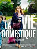 affiche La vie domestique d'Isabelle Czajka