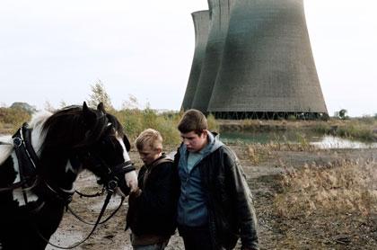Le cheval, Conner Chapman et Shaun Thomas