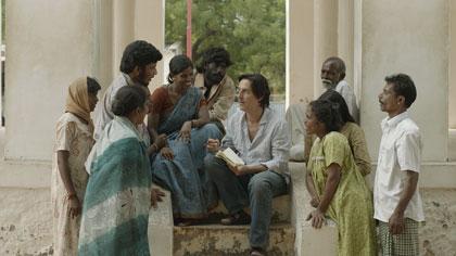 Yvan Attal en Inde
