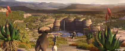 La fin de la quête de Khumba
