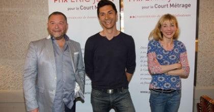 Eric Jean, Pierre Jampy et Julie Depardieu