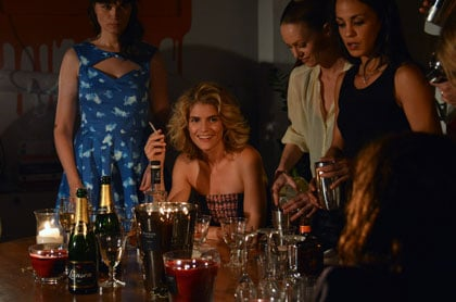 Marina Hands, Alice Taglioni, Vanessa Paradis et Alice Belaïdi