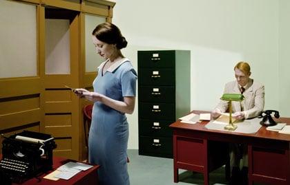 La nuit au bureau (1940)