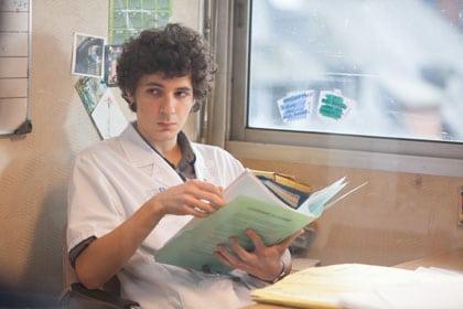 Vincent Lacoste (Benjamin) dans Hippocrate