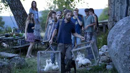 Mathieu Kassovitz, Paco impose la vie avec les poules