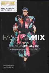 Fashion mix, mode d'ici, créateurs d'ailleurs