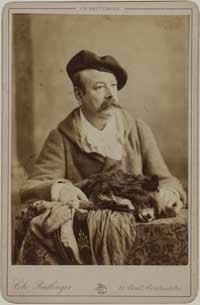 Charles Frederick Worth, le créateur anglais de la haute couture française