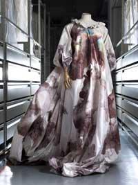 La robe Fragonard de Vivienne Westwood