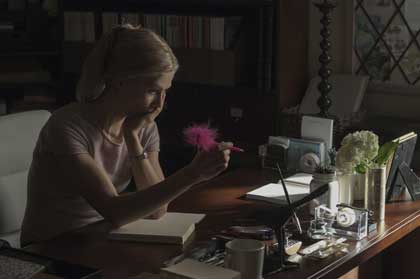 Rosamund Pike, la Gone Girl de David Fincher