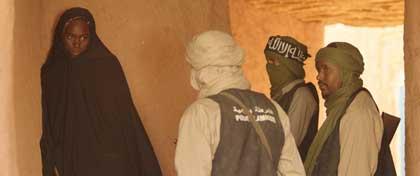Timbuktu - une femme seule face aux djihadistes