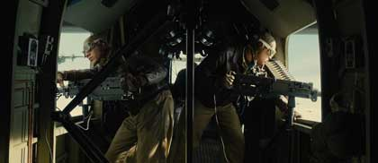 Zamperini fut bombardier dans US Air force