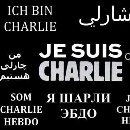 Je suis Charlie dans toutes les langues