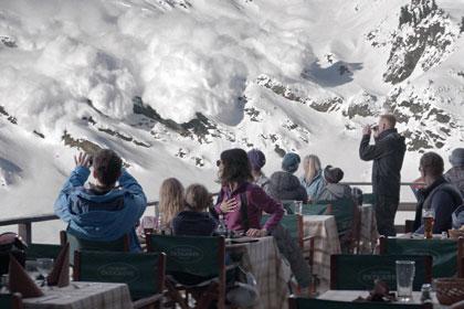 Snow therapy de Rüben Östlung - Cine-Woman