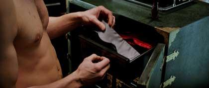 Jamie Dornan dans 50 nuances de grey