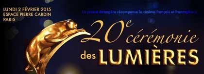 Les prix Lumière 2015