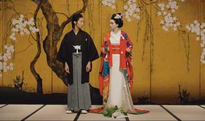Taichi Inoue et Pauline Etienne dans Tokyo fiancée