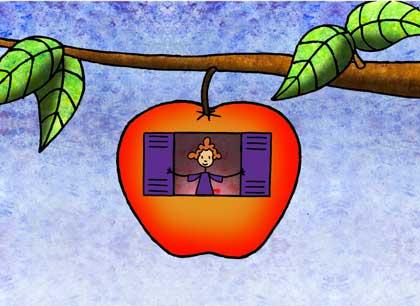 Lili Pom- Lili Pom et le voleur d'arbres