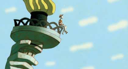 Phantom Boy de de Jean-Loup Felicioli et Alain Gagnol