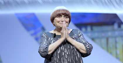 Agnès Varda au Festival de Cannes 2015 les 8 temps forts de 2015