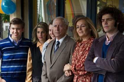 La famille Puccio dans El Clan