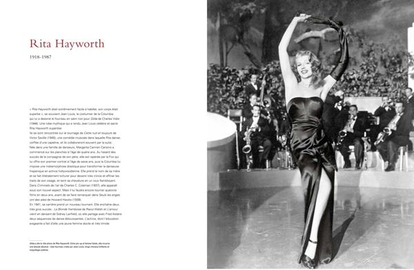 Fashion et Cinéma- Rita Hayworth