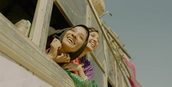 Rani et Lajjo dans La saison des femmes