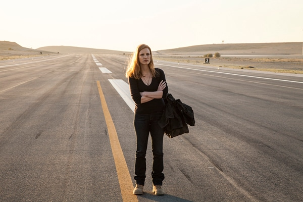 Jessica Chastain dans Zero Dark Thirty - top 5 de Dorothy Malherbe