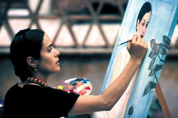 Salma Hayek dans Frida - Top 5 de Dorothy Malherbe
