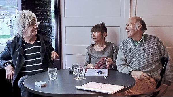 Jacques Higelin, Brigitte Fontaine et Rufus