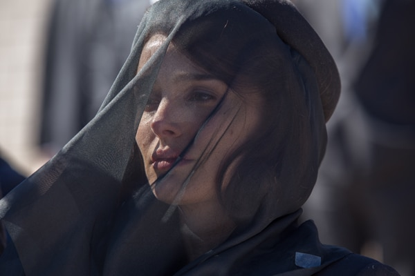 Jackie- Cine-Woman
