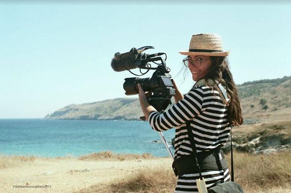 Maryam Goormaghtigh- Cine-Woman