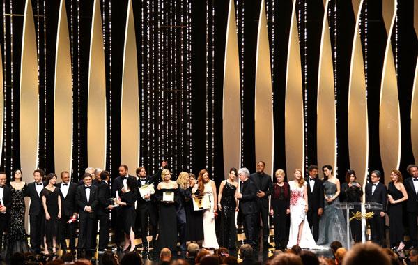 Cannes Palmarès 2017 - Cine-Woman