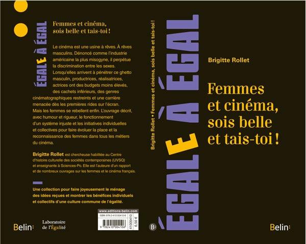 Femmes et cinéma, sois belle et tais-toi! de Brigitte Rollet - Cine-Woman