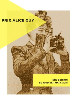 Le prix Alice Guy 2018 - Cine-Woman