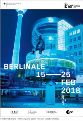 Berlinale 2018 - Jour 1 - Cine-Woman