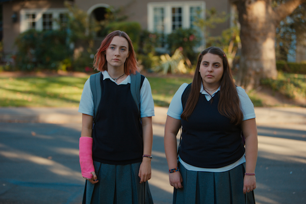 Lady Bird de Greta Gerwig - Cine-Woman