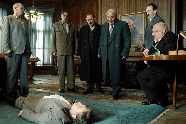 La mort de Staline d'Armando Iannucci - Cine-Woman