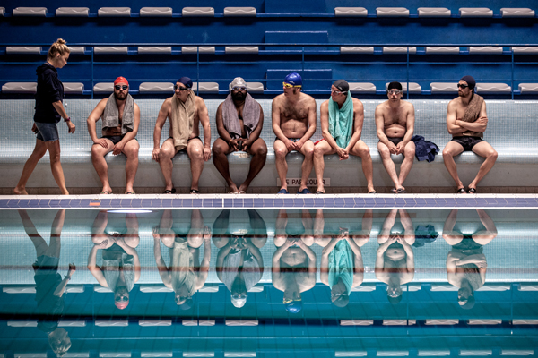 Le grand bain de Gilles Lellouche - Cine-Woman