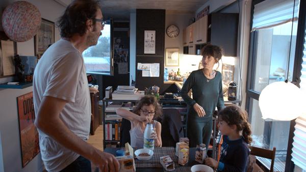 L'amour flou de Romane Bohringer et Philippe Rebbot - Cine-Woman