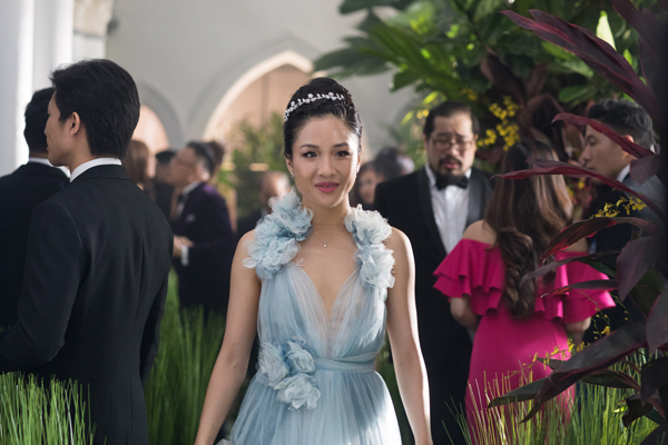 Crazy rich asians de Jon M. Chu - Cine-Woman