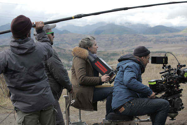 L'interview d'Eva Husson - Cine-Woman