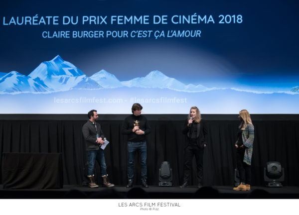 L'interview de Claire Burger - Cine-Woman