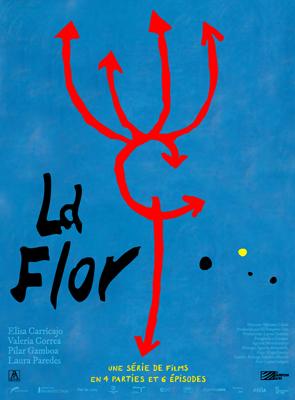 La Flor de Mariano Llinas - Cine-Woman