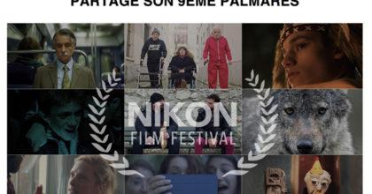 Le 9e Nikon Film Festival livre son palmarès