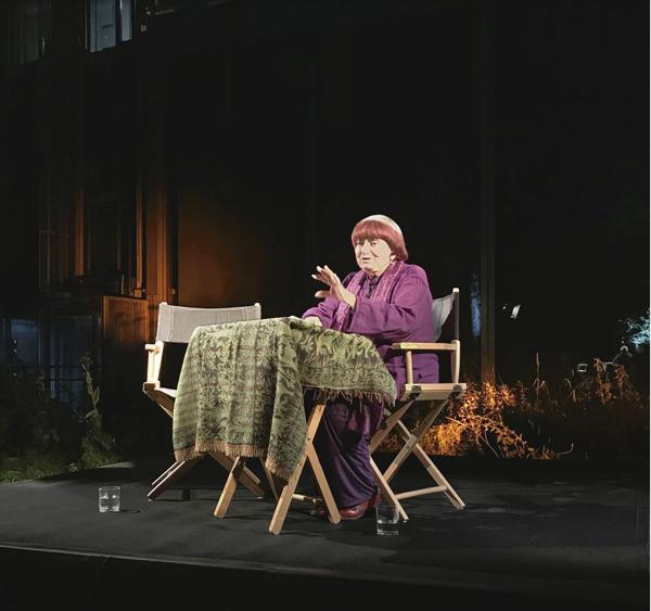 Varda par Agnès d'Agnès Varda - Cine-Woman