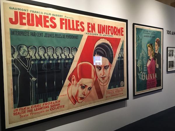 L'Exposition Champs d'amours- cine-woman